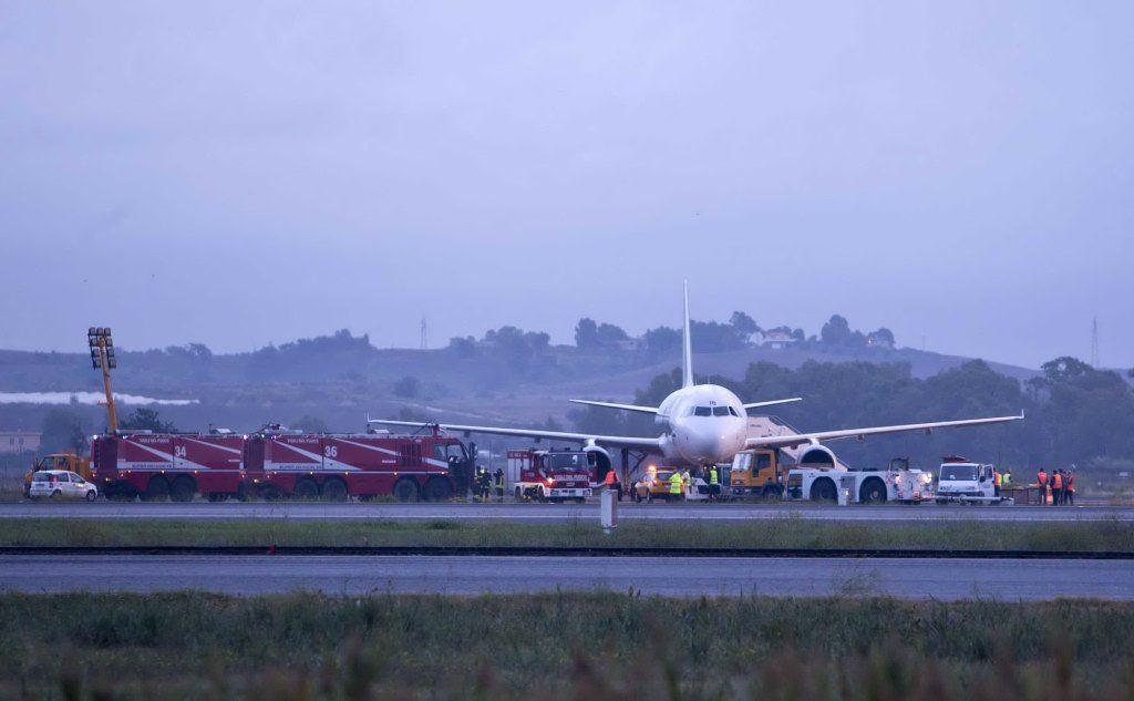 Roma falso allarme bomba all aeroporto di fiumicino - Allarme bomba porta di roma ...