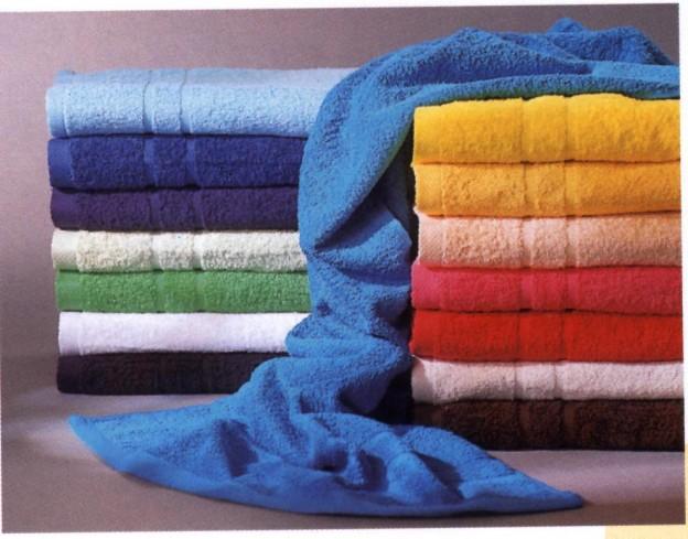 Come rendere morbidi gli asciugamani