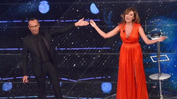 Ellie Goulding a Sanremo 2016 (Video 10 Febbraio)